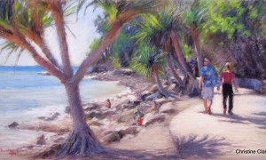 First Point Noosa(Original Available - Enquire)(Buy Print)
